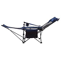 Camp Solutions Oversize Reclining Camping Chair