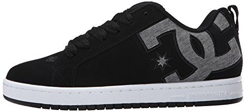 DC Skateboard Shoes COURT GRAFFIK SE BLACK DARK