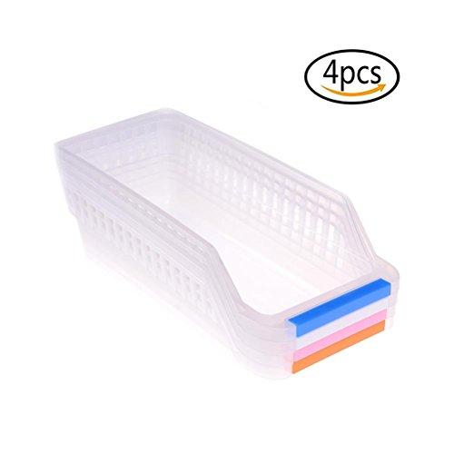 fridge baskets with handles - 7