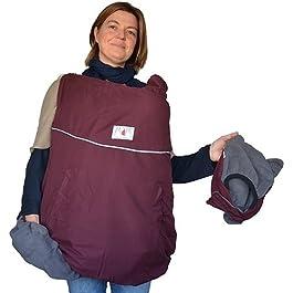 Manduca Baby Carrier Backpack Grey
