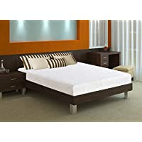 SLEEPLACE 8 in Solar Memory Foam Mattress 08FM01 (Twin)
