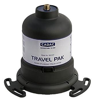 Cadac Adventure To Go.Cadac Travel Pak Stechka Cartridges Adapter Amazon Co Uk Garden
