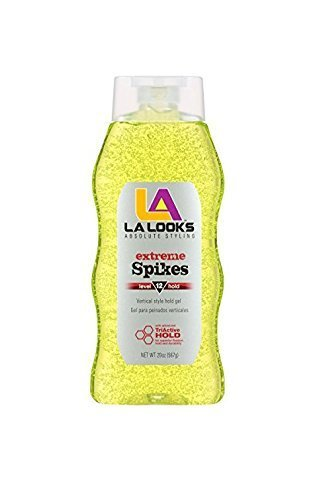 L.A. Looks Extreme Spikes Gel, Hold Level 12, 20-Ounce  by L