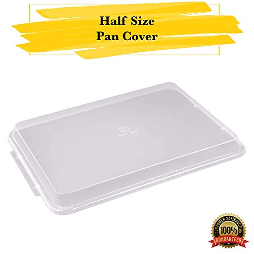 MM Foodservice Half Size Sheet Pan Cover, 13x18 Professional Pan -