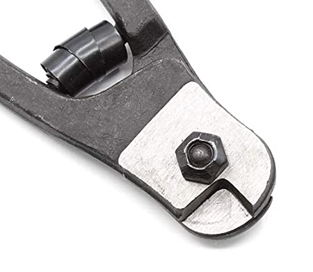 HEAVYTOOL/® 4mm 5mm Drahtseilschere aus hochwertigem Stahl f/ür Drahtseil max