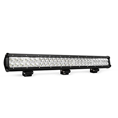 "Nilight 25"" 162W Led Light Bar Flood Spot Combo Waterproof Driving Lights Off Road Lights for SUV UTE Truck ATV UTV ,2 Years Warranty"