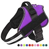 Bolux Dog Harness, No-Pull Reflective Breathable...