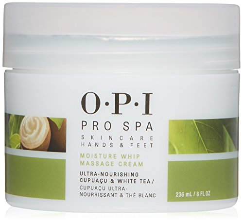 OPI ProSpa Moisture Whip Massage Cream, 8 fl. oz.
