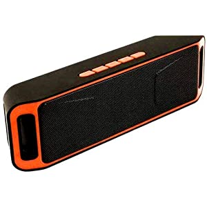 SBA999 A006 Bluetooth |Sub-Woofer Speaker with| Megabass | TF Card Compatible with All Smartphone Device