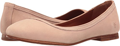 FRYE Women's Carson Ballet Flat, Blush, 9 M US by FRYE