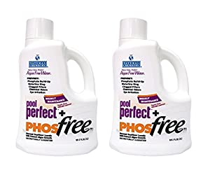 Natural Chemistry Pool Perfect Plus Phos-Free - 2 x 3 Liter