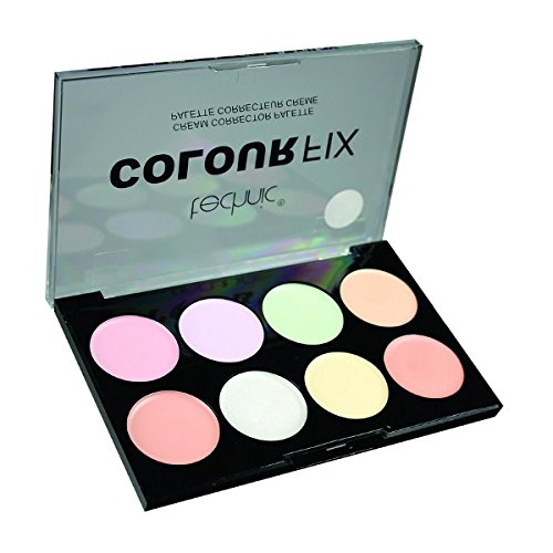 Technic Colour Fix Cream 8 Colour Corrector Palette 26704