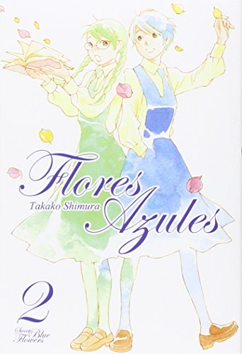 Descargar Libro Flores Azules, Vol. 2 Takako Shimura