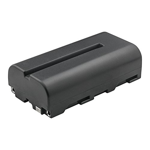 Kastar NP-F570 Battery Replacement for Sony NP-F550 NP-F330 Digital Camera Battery and Sony DCR-SD1000 DCR-SR40 DCR-TRV900 DCR-VX2000 DCR-VX2100 DCR-VX2200 HVR-HD1000 HVR-V1 HVR-Z1 HVR-Z5 HVR-Z7            (Lithium Series Camcorder Battery)