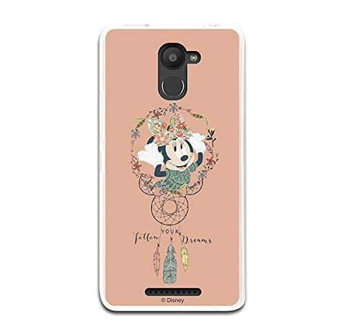 054a74aef75 La Casa de Las Carcasas Carcasa Oficial Disney Minnie, Atrapasue/ñ os Bq  Aquaris U Plus ...