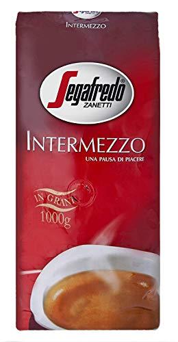 Segafredo 커피 에스프레소-막 간의 연예, 1000 g 콩