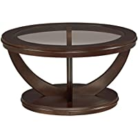 Standard Furniture Manufacturing La Jolla Round Cocktail Table