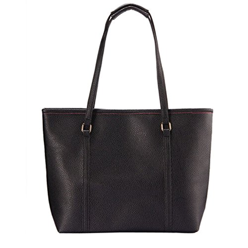 Simple Noir Noir Sac Femmes Sac Simple q7wFB