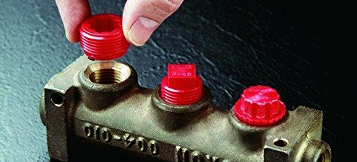 PE-HD to Plu... P-48 Caplugs 99390176 Plastic Threaded Plug for Pipe Fittings