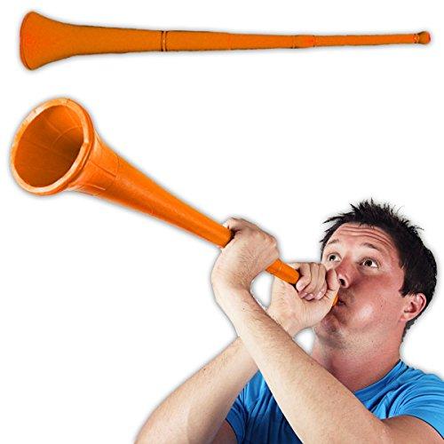 Windy City Novelties Vuvuzela Collapsible Stadium Horn Noise Maker - 28