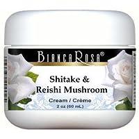 Shiitake and Reishi Mushroom Combination Cream (2 oz, ZIN: 513080)