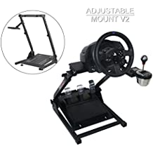 CO-Z Foldable G29 Racing Steering Wheel Stand for Logitech G25, G27, G29, G920 Wheel, Pedal & Shifters