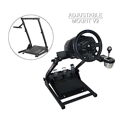 Amazon Com Co Z Foldable G29 Racing Steering Wheel Stand For