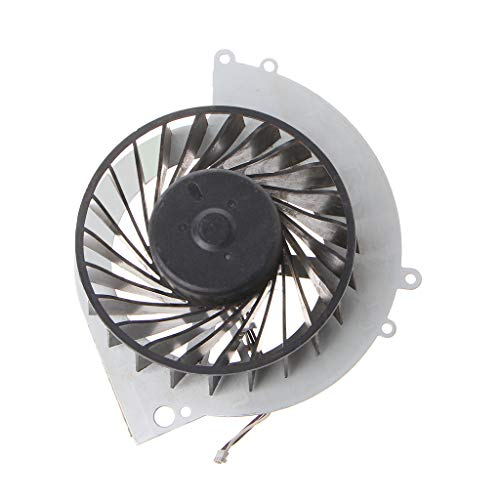 HOWWOH 1 Pieces Internal Cooling Fan Replacement for Sony PS4 CUH-1001A 500GB KSB0912HE ()