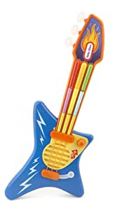 Little Tikes Pop Tunes Big Rocker Guitar (Blue)