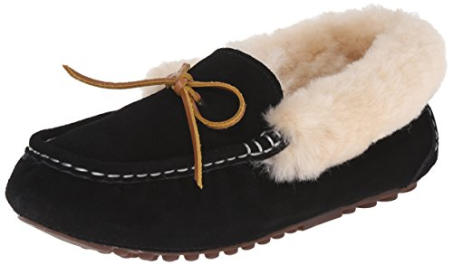 Slippers, Black, 37 EU/6-6.5 M US ()