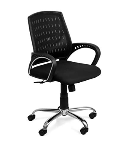 RB Furniture Angel48 Office Chair Black Amazonin Home Kitchen Extraordinary Rb Furniture Property