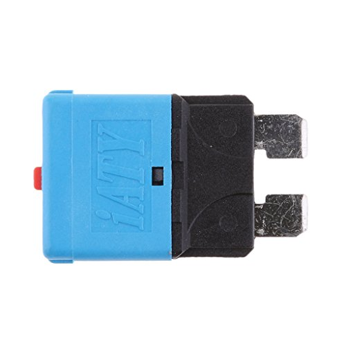 28V 15A Manual Reset Low Profile ATC Circuit Breakers Resettable Mini Blade Fuse for Car Truck Auto Marine Rally ATO Replacement Part by Unknown (Image #5)