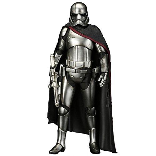 Kotobukiya KotSW108 - Star Wars Episode VII - Das Erwachen der Macht - Captain Phasma Maßstab 1:10 Statue, Aktionsspielzeug, 20 cm