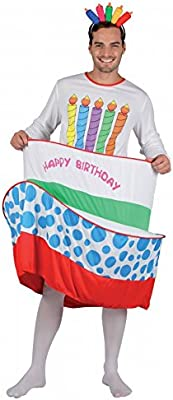 Amazing Generique Ptit Clown 86898 Adult Mens Birthday Cake Fancy Dress Funny Birthday Cards Online Aboleapandamsfinfo