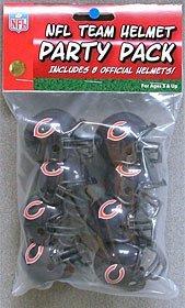 Riddell 9585533006 Chicago Bears Team Helmet Party