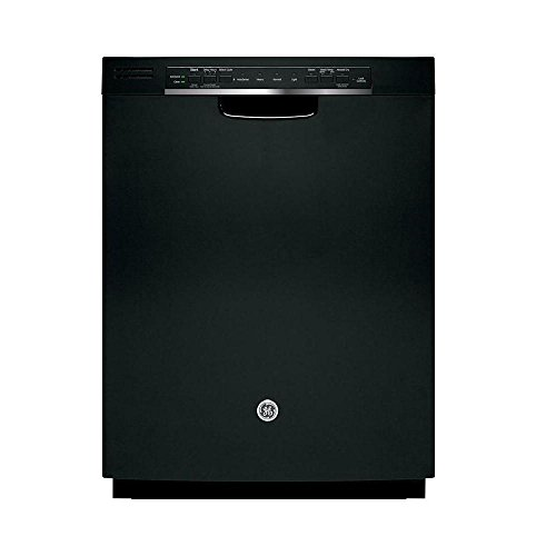 Ge Black Electric Dishwasher (GE GDF520PGJBB 24