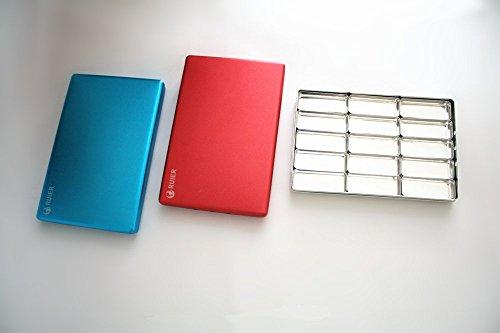 Portal Cool Esterilizador dental Bandeja de estante Bandeja de soporte Soporte de autoclavebale Porta desinfección para 5...