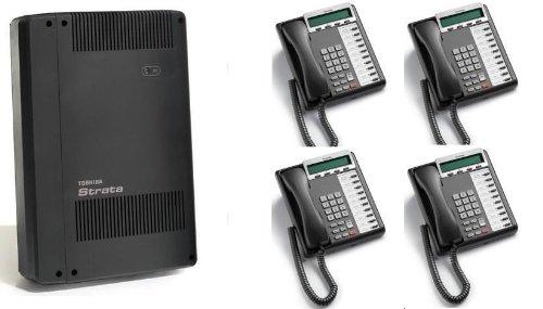 Toshiba-Strata Telephone system