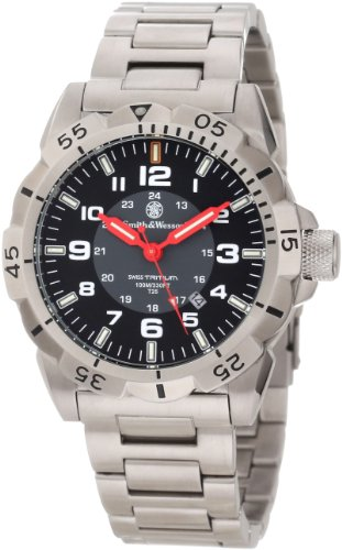 smith-wesson-mens-sww-88-s-emissary-tritium-h3-stainless-steel-and-black-leather-straps-watch