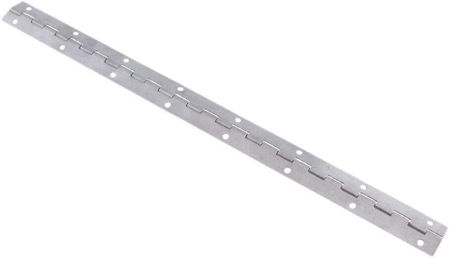 STAINLESS STEEL 15 X 1 INCH BOAT PIANO HINGE SINGLE