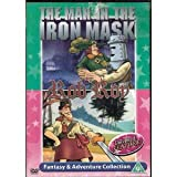 The Man in the Iron Mask/Rob Roy [DVD] [NON US Format, PAL, Region 2]