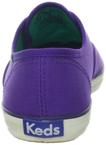 Keds Purple Polka Dot Champion Sneakers P Lace Heliotrope qr0qUzwA