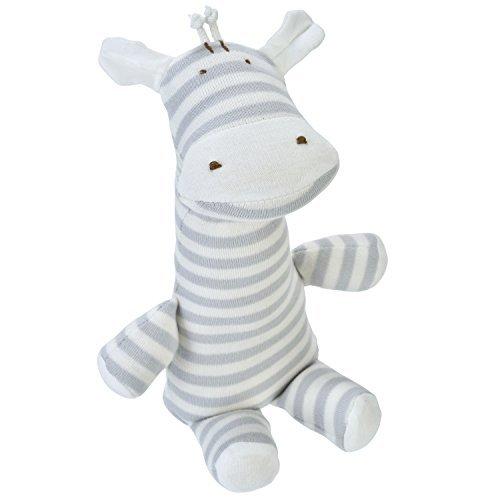 Under the Nile Unisex Baby Toy Giraffe Doll 8