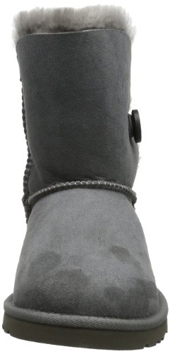 Bailey Unisex Button Gris bambino Grise Gris UGG K's Stivali 5991 R5xwqgg6v