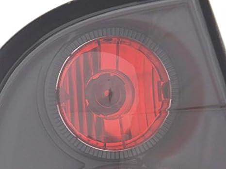 Rückleuchten Skoda Fabia Typ 6Y Bj 97-07 schwarz