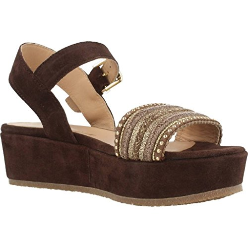 Sandalias y chanclas para mujer, color marr�n , marca ALPE, modelo Sandalias Y Chanclas Para Mujer ALPE 3438 R6 Marr�n marr�n