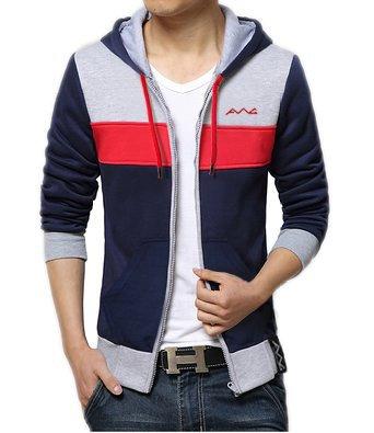 Mens Cotton Hoodie Sweatshirt