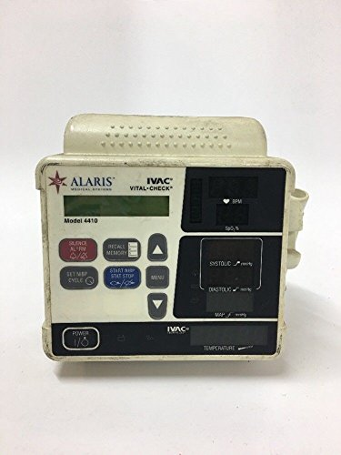 Alaris IVAC Vital Check 4410C Patient Monitor from Alaris Medical Systems