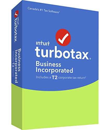 TurboTax Business Incorporated 2016 Software