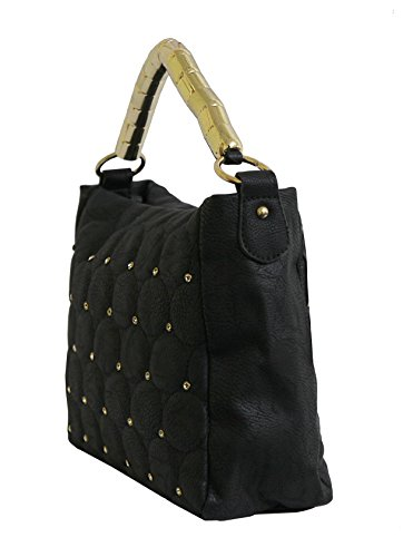 Mini Handtasche in Schwarztönen